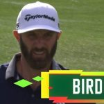 The Masters 2020: Dustin Johnson birdies last hole to share Masters lead
