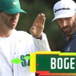 The Masters 2020: Dustin Johnson bogeys the fourth and fifth holes in the final round