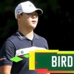 The Masters 2020: South Korea's Si Woo Kim Sinks & # 039; mighty & # 039; 21 meter putt