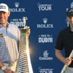 Race to Dubai: Lee Westwood wins Race to Dubai as Matthew Fitzpatrick DP World Tour Championship