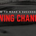 Making a successful swing change